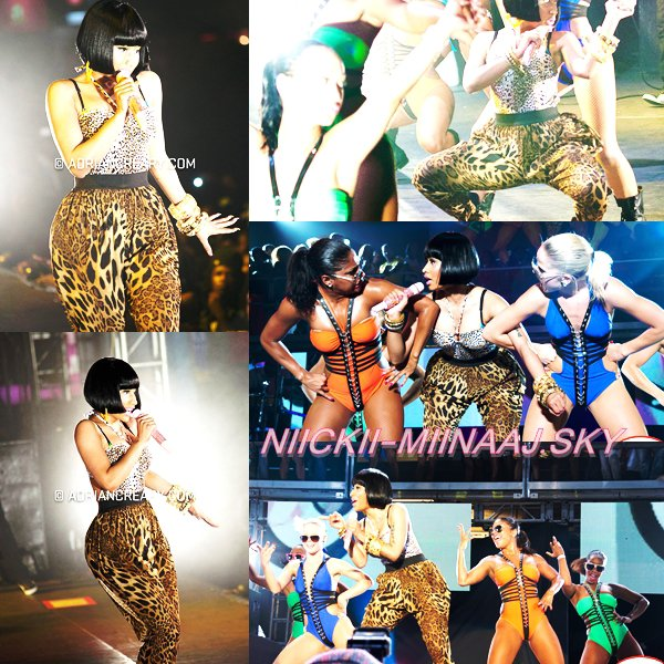 NICKI MINAJ - Reggae Sumfest