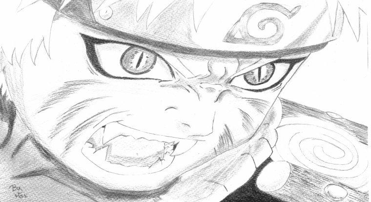 Articles de synchra tagg s ky bi naruto because - Naruto kyubi dessin ...