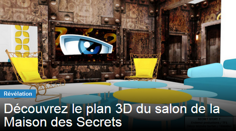 Secret Story : les premi�res r�v�lations de la 7�me saison